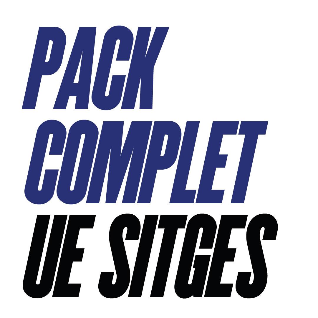 Pack Complet UE Sitges